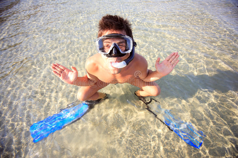 Download Funny Young Man Stock Photo - Image: 10663730