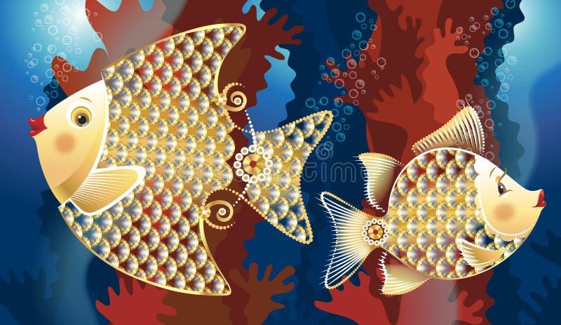 Funnyfish ilustracji