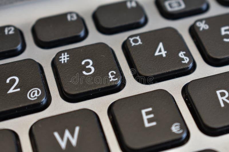 Funtowi symbole, listy i liczby szyldowi i inni, zdjęcie royalty free