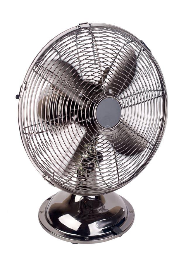 Funzionamento del ventilatore fotografie stock libere da diritti
