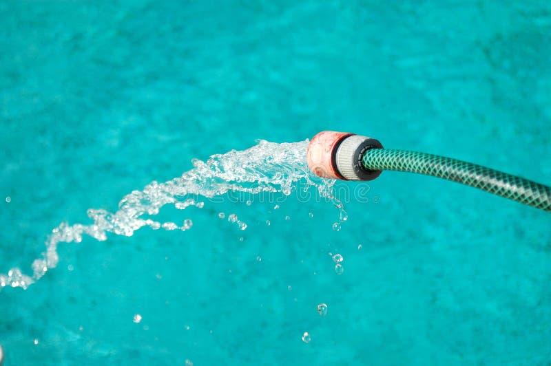 Funzionamento dell'acqua fotografia stock libera da diritti