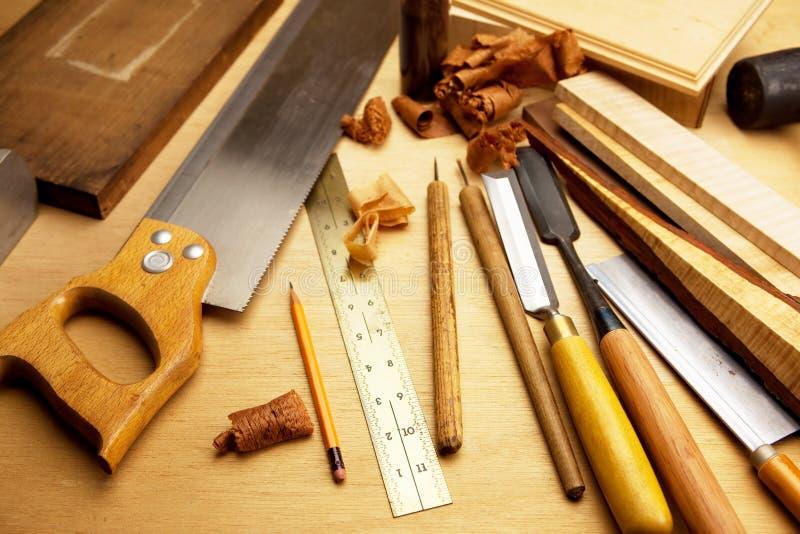 Funzionamento fine di legno immagine stock libera da diritti