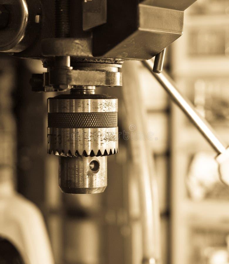 Funzionamento industriale di legno immagini stock
