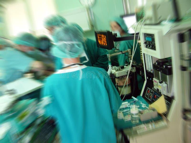 Funzionamento medico fotografia stock libera da diritti