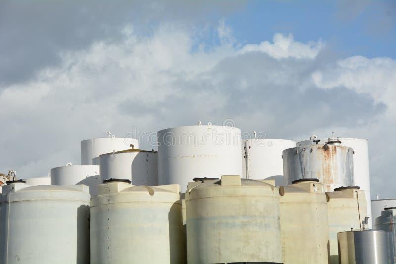 Funzione ai ruscelli, immagine 2 di stoccaggio dei prodotti dell'azienda agricola dell'Oregon immagine stock