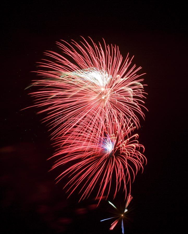 Fuochi D'artificio 12 Immagine Stock