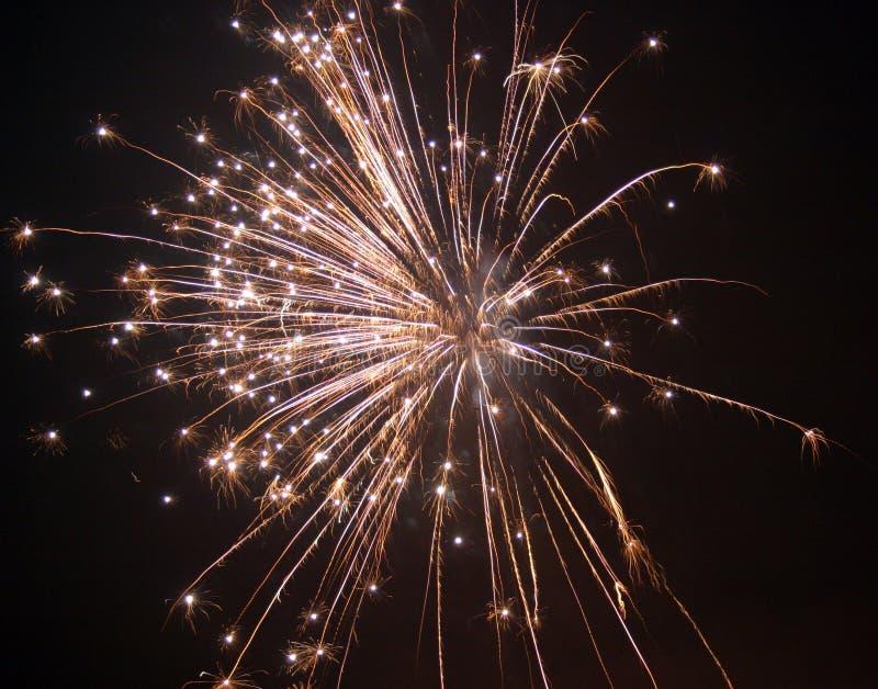 Fuochi d'artificio 2 immagine stock libera da diritti