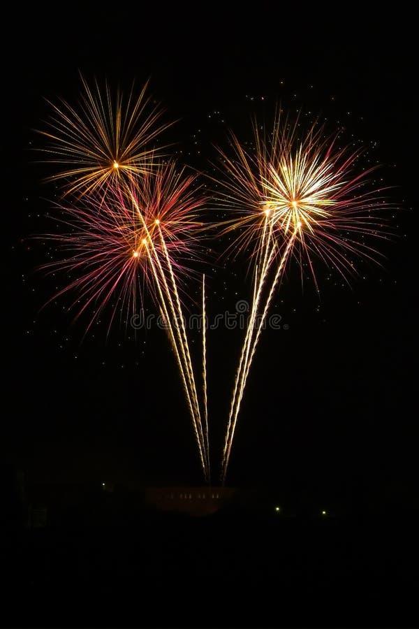 Download Fuochi D'artificio Immagini Stock - Immagine: 25212314