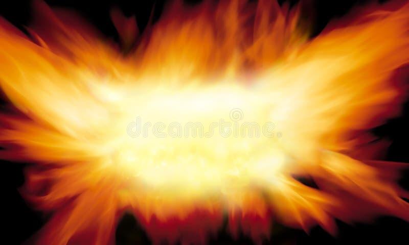 Fuoco Burning royalty illustrazione gratis