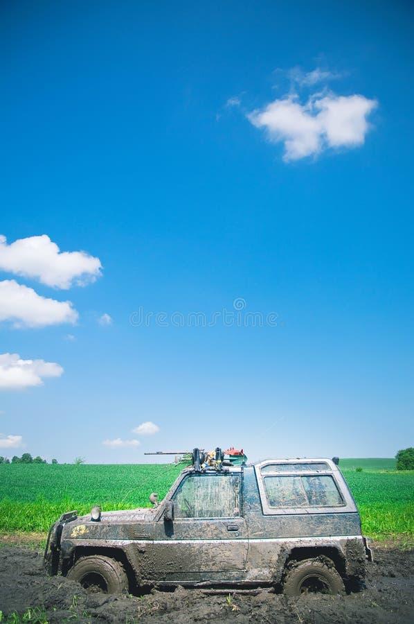 Fuori strada fotografia stock