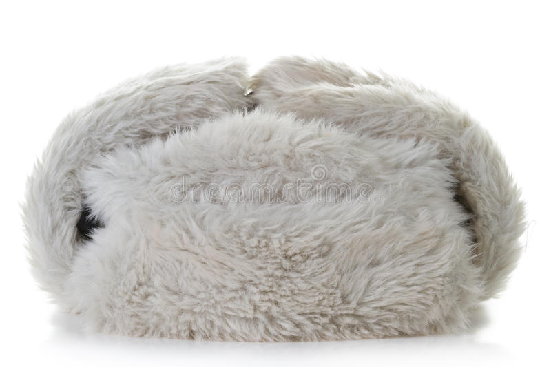 Download Fur Hat stock image. Image of grey, cap, beauty, nobody - 30166859