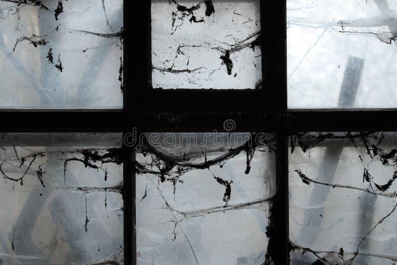Furchtsames Fenster Lizenzfreies Stockfoto