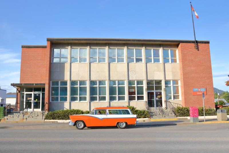 Furgoneta restaurada de Chevrolet fotos de archivo libres de regalías