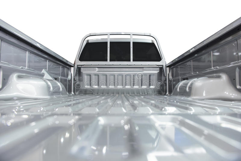 Furgonetki ciężarowy łóżko zdjęcie royalty free