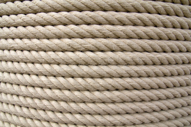 Download Furled rope stock image. Image of cord, material, object - 26653683