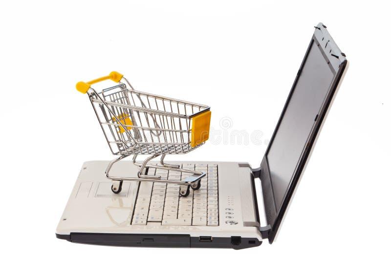 furmani komputerowej klawiatury zakupy obraz royalty free