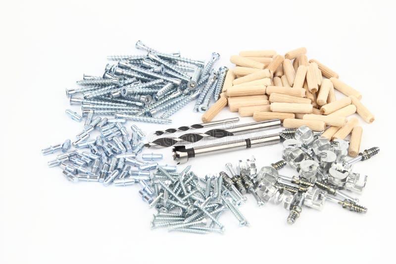 Furnishing accessories stock image
