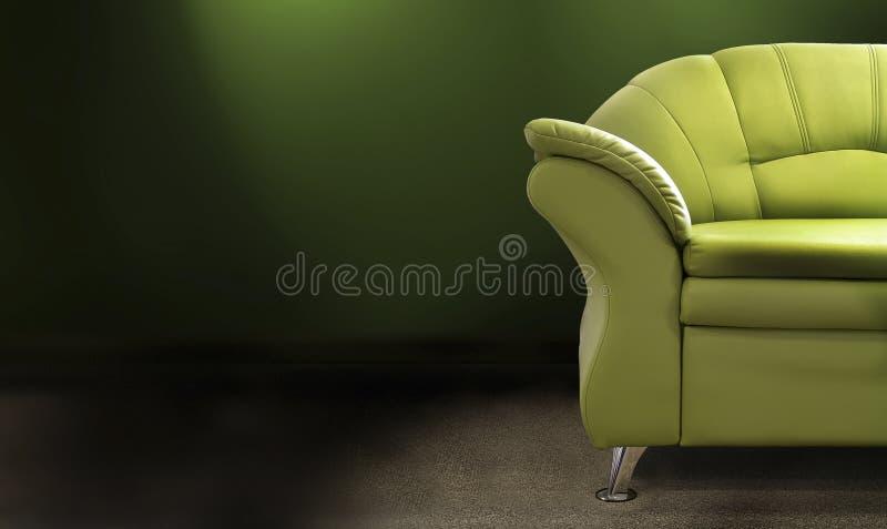 Furniture 02. Green wall