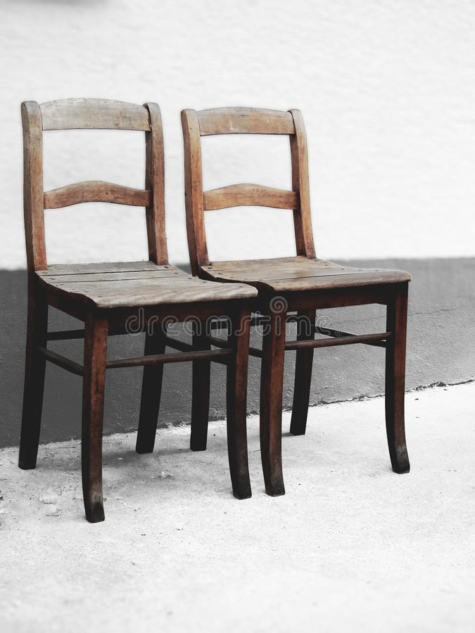 Furniture, Chair, Table, Wood royalty free stock photography