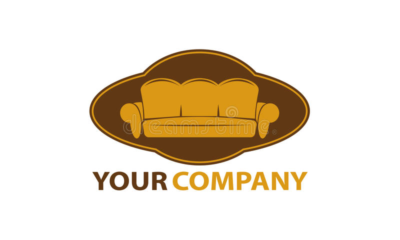 Furniture Company Logo Stock Vector Image Of Vector