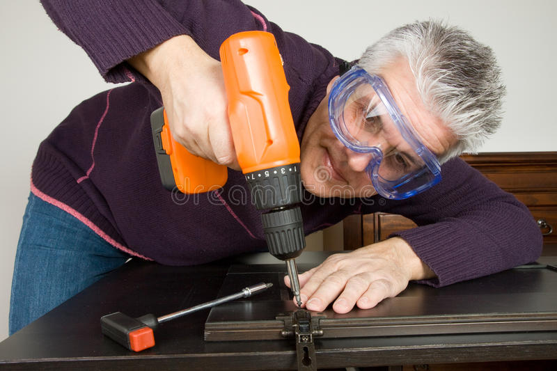Download Furniture fitter stock photo. Image of material, carpentry - 20988830