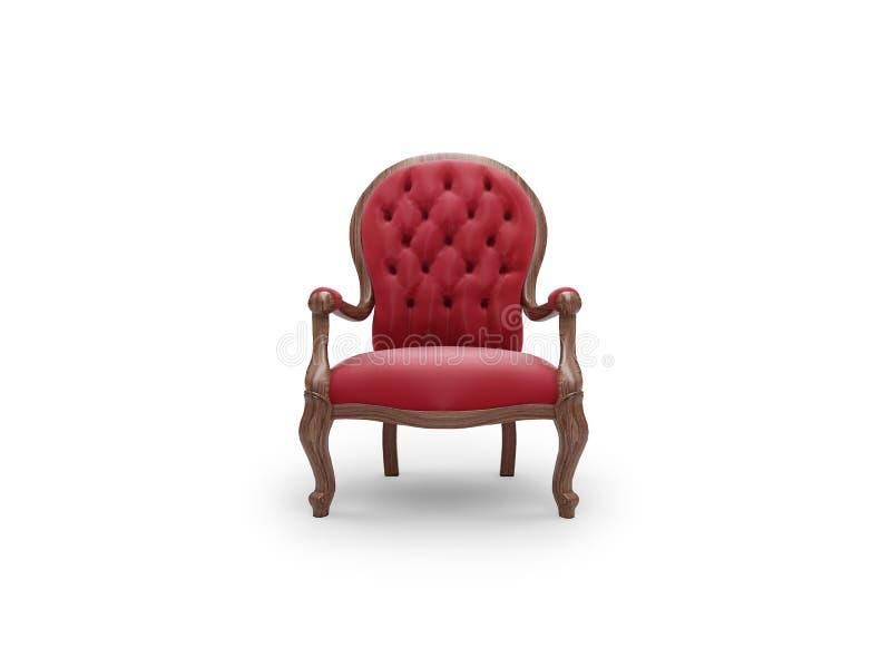 Furniture royal antique stock image