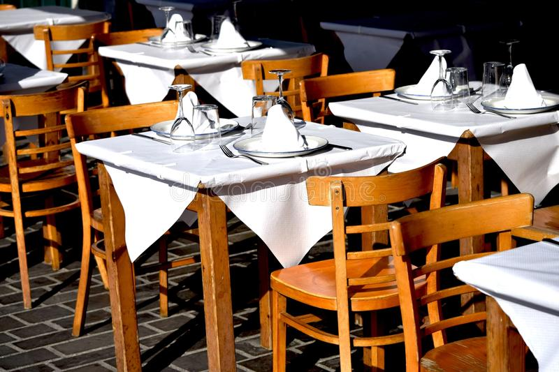 Furniture, Table, Restaurant, Chair royalty free stock photo