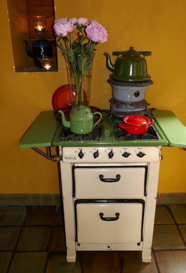 Furniture, Table, Room, Kitchen stock photo