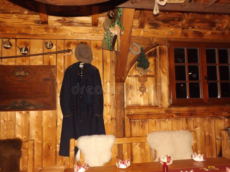 Furniture, Wood, Interior Design, Log Cabin royalty free stock images