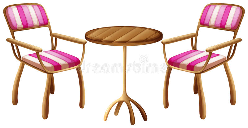 Furnitures γραφείων ελεύθερη απεικόνιση δικαιώματος