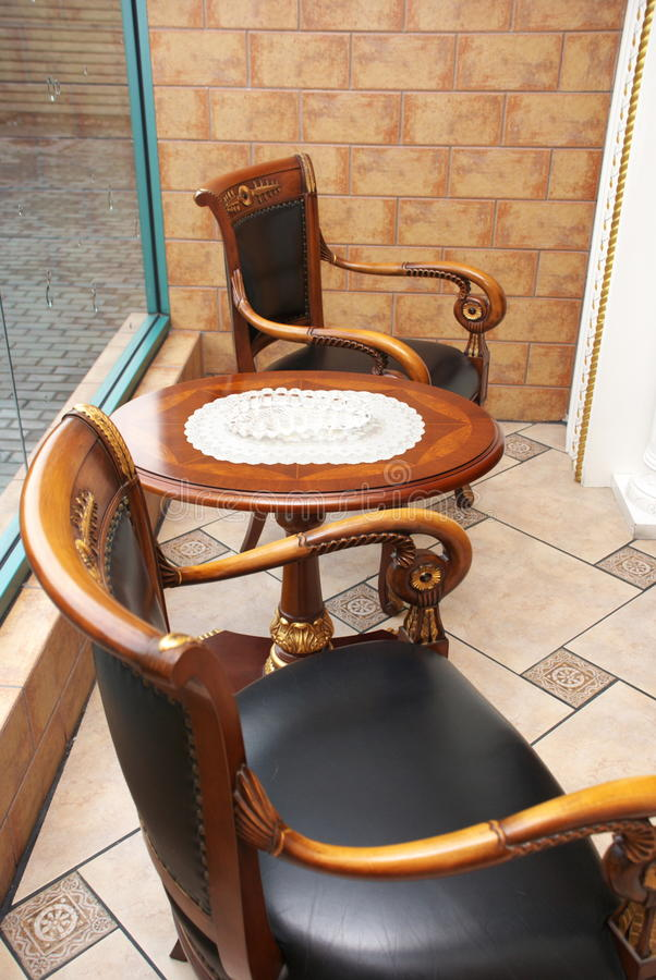 Furnitures Royalty Free Stock Image