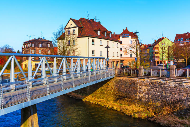 Furth, Baviera, Alemanha imagens de stock royalty free