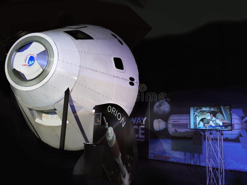 Fusée d'espace images stock