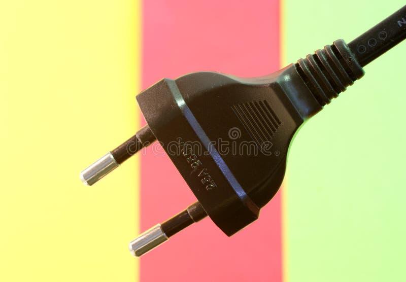 Fusível para a eletricidade imagens de stock royalty free