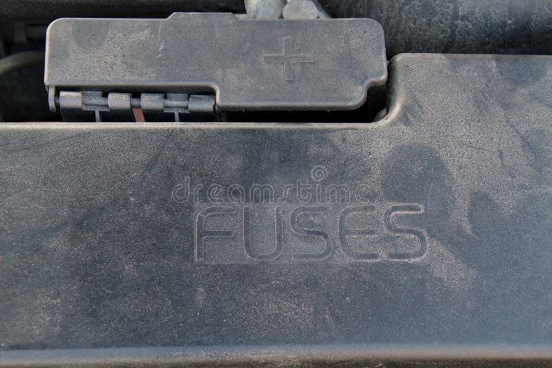 fusebox stock afbeeldingen