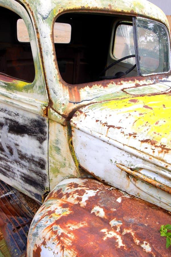 Fuselage de camion photo stock