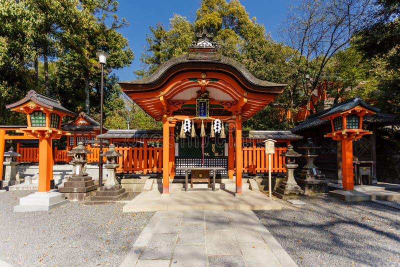 Fushimi Inari Shrine In Kyoto Stock Photo