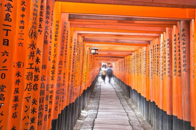 Download Fushimi Inari taisha-2 editorial stock photo. Image of building - 19772753