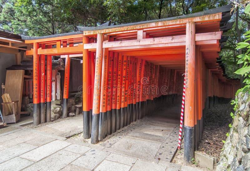 Download Fushimi Inari Taisha In Kyoto,Japan Stock Image - Image: 26530331
