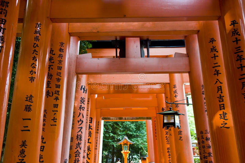Download Fushimi Inari-taisha Shrine Royalty Free Stock Photography - Image: 12496327