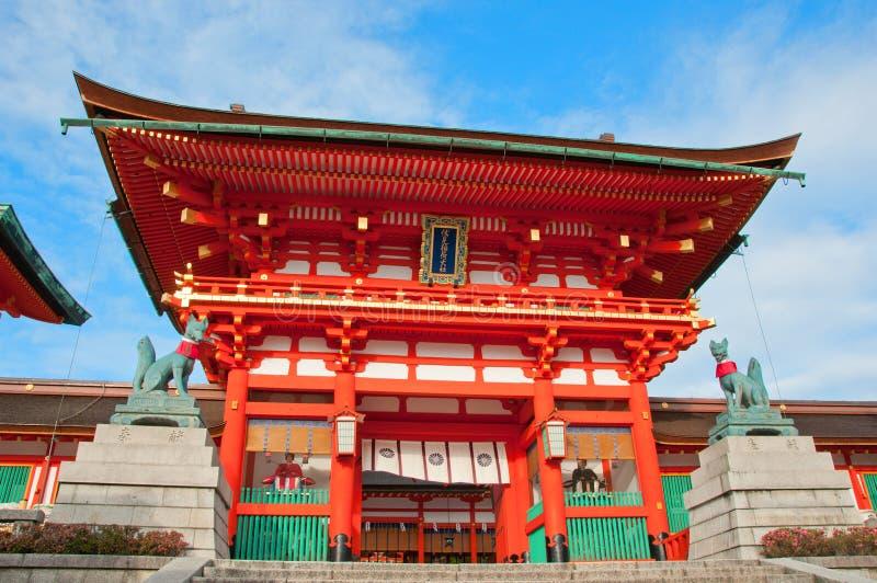 Download Fushimi Inari Taisha Shrine Stock Image - Image: 32802427