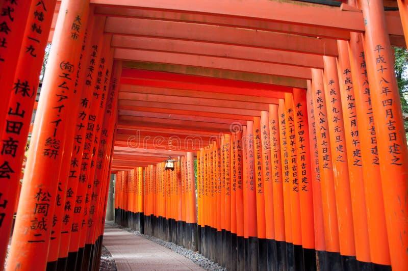 Download Fushimi Inari Taisha Shrine Stock Photo - Image: 32802452