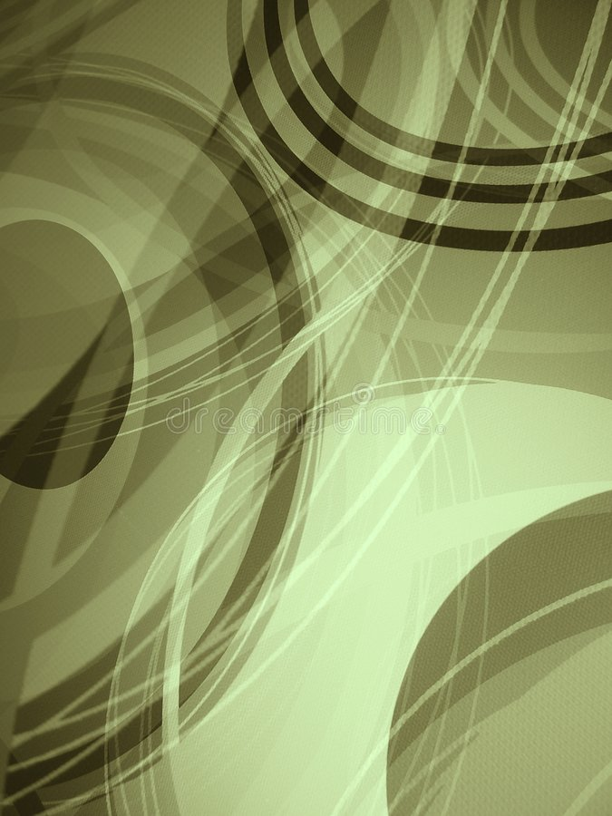 Fusión abstracta stock de ilustración