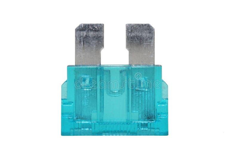 Fusible eléctrico o fusibles fotografía de archivo