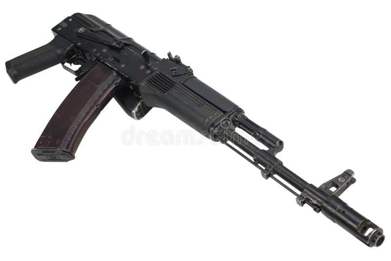 fusil d'assaut de la kalachnikov AK 74M photographie stock