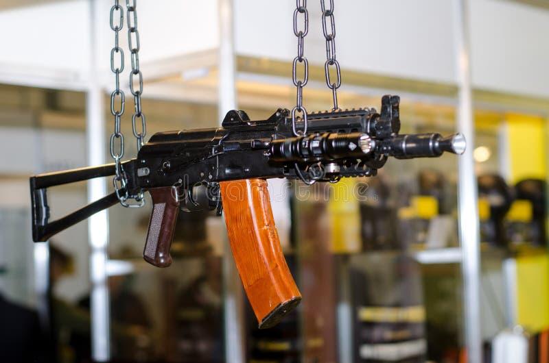 Fusil d'assaut d'Union Soviétique images libres de droits
