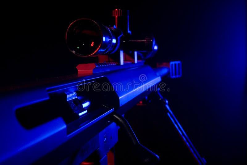 Fusil de 50 calibres photos stock