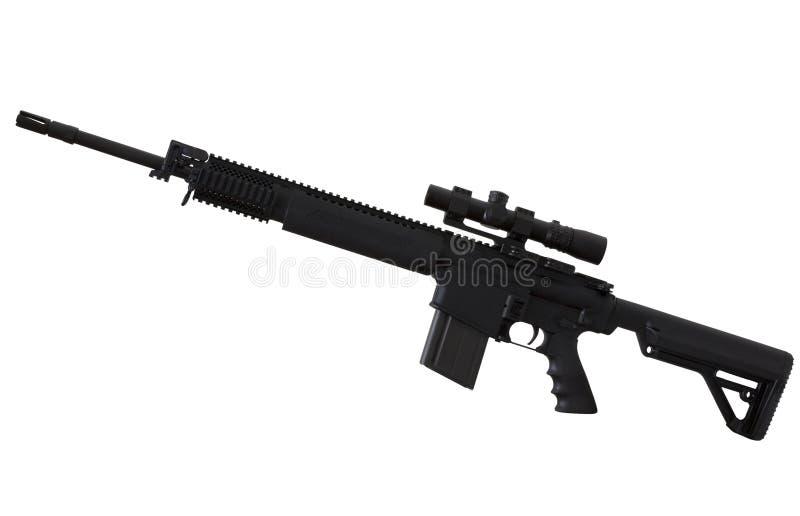 Fusil semi automatique image stock
