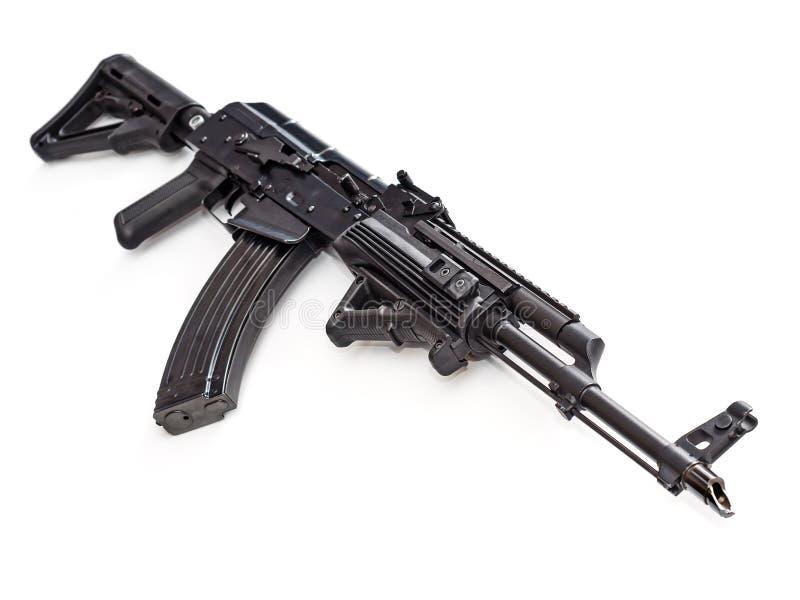 Download Fusil Sur Commande Tactique D'AK-47 Photo stock - Image du tactique, carbine: 76083312