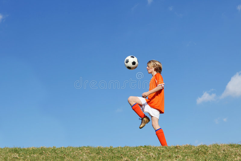 futbol fotografia royalty free
